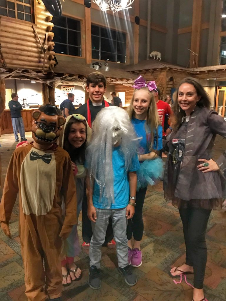 Great Wolf Lodge Halloween Dance Party