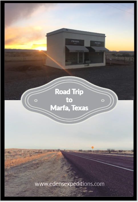 Marfa, Texas Road Trip