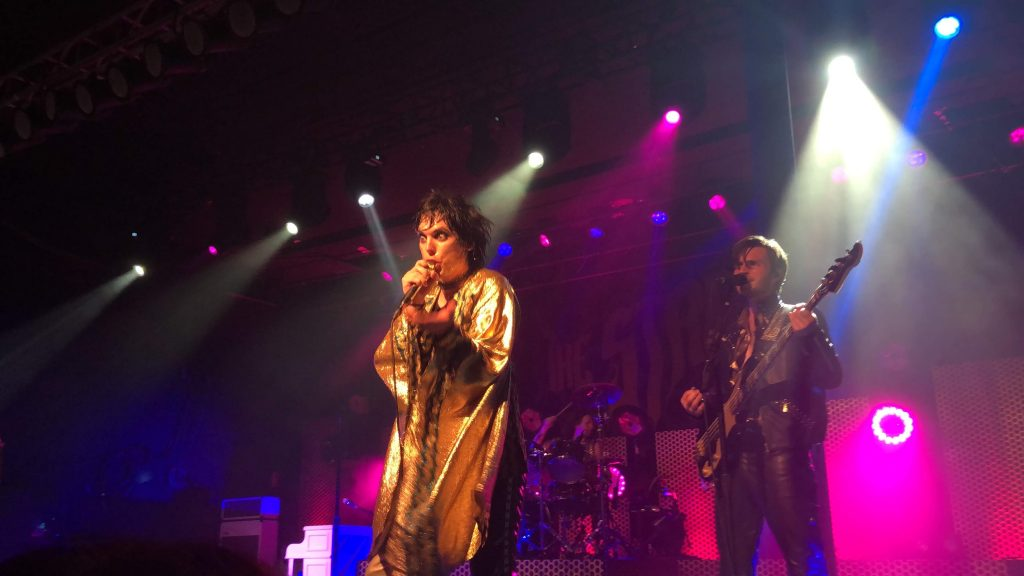 The Struts concert in Portland Oregon