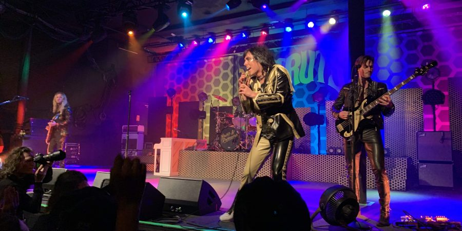 The Struts performing Primadonna Like Me live