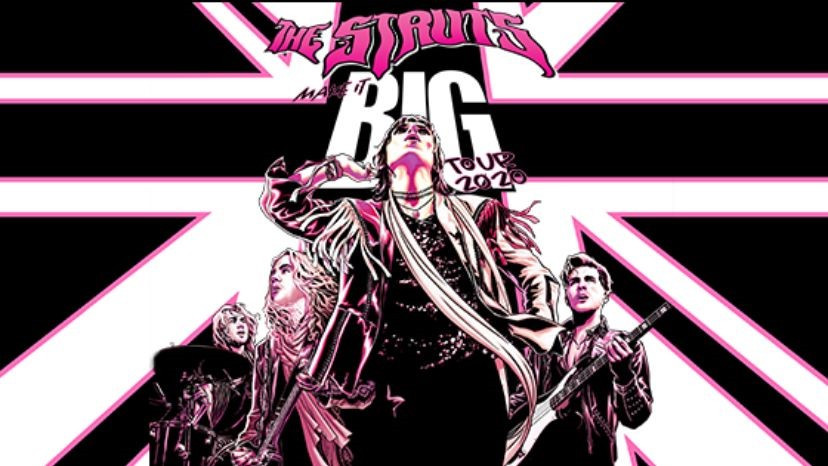 The Struts Make It Big Tour